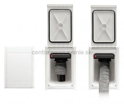 RETRAFLEX 2. - dvierka zásuvky