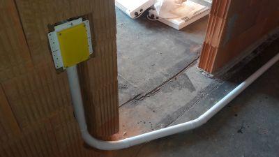 Inštalácia podzasuvky RETRAFLEX