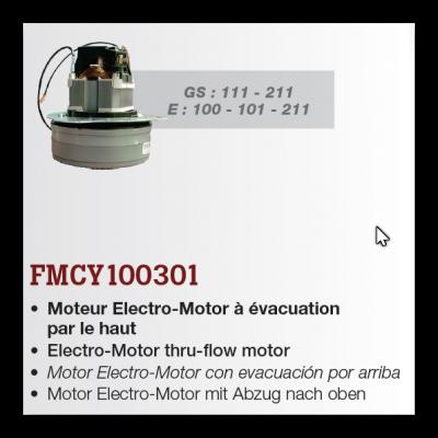 motor pre GS111, GS211, E100, E101, E211