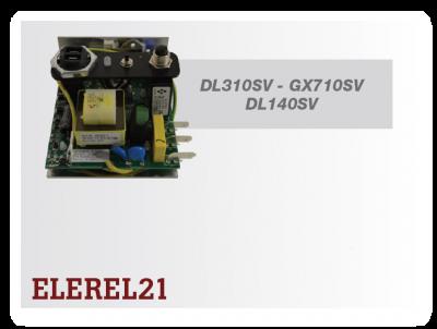 Elektronika vysávača CycloVac - regulácia výkonu, ELEREL21