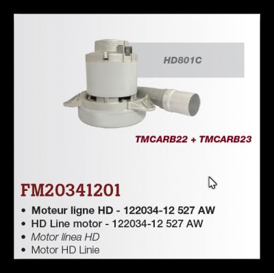 motor pre HD801
