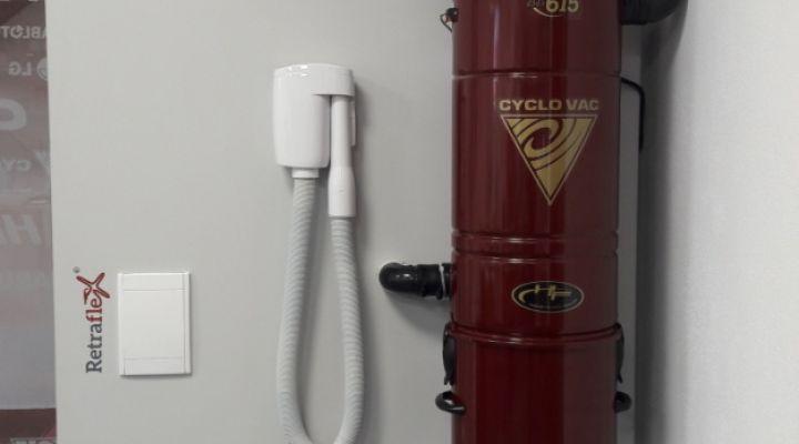 Výstavný panel CycloVac
