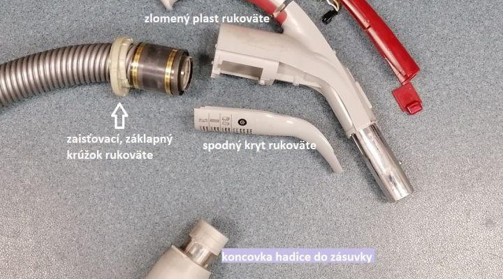 diely rukoväte cyclovac