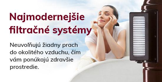Filtračné systémy