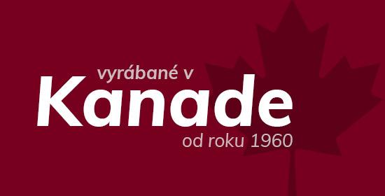 Vyrobené v Kanade